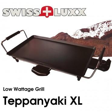 Swiss Luxx Low Wattage Teppanyaki Health Grill 1500W