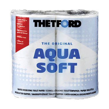 Thetford Toilet Rolls / Tissues - 4Pack