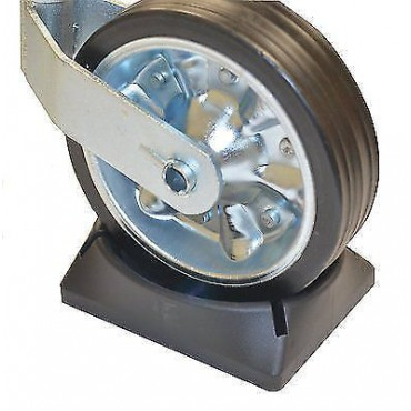 Milenco Caravan / Trailer Jockey Pocket Wheel Receiver