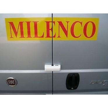 Motorhome Milenco Superior Van Door Deadlock Twinpack (Keyed Alike)