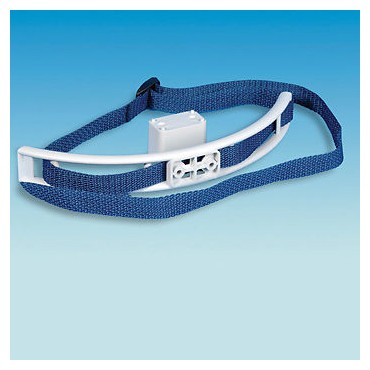 Gas Bottle Flexible Holder With Retaining Strap