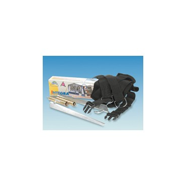 Awning Integra Buckle Tie Down Kit - Clip On
