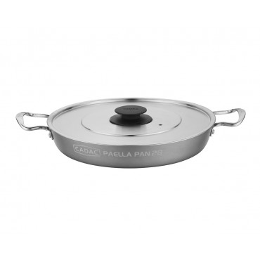 Cadac Paella Pan with Lid for Safari Chef 2