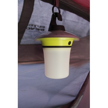 Outdoor Revolution 3 Stage Solar Rechargeable Camping Lantern
