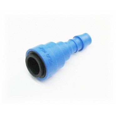John Guest 12mm Push-Fit Female To 10mm Barbed Stem Adaptor