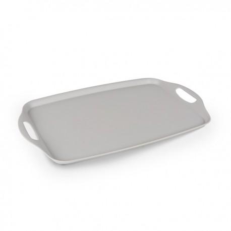 Kampa Grey Melamine Serving Tray - 43 x 28cm