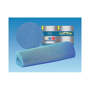 Anti Slip Mat Shelf Liner - Blue - 3 Metres X 40cm