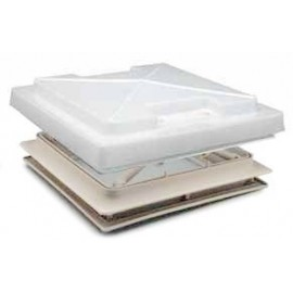 MPK 360x320 Roof Light With White Trim - Complete