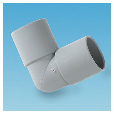 Push Fit 90° Elbow Pipe -  28mm