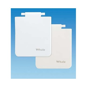 Whale Watermaster Housing Replacement Ivory Lid / Cover / Flap