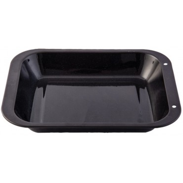 Quest Enamelled Barbecue and Oven 28cm Roasting Pan