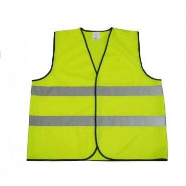 """Reflective Vest - A """"Must"""" For Touring - Stay Safe!"""