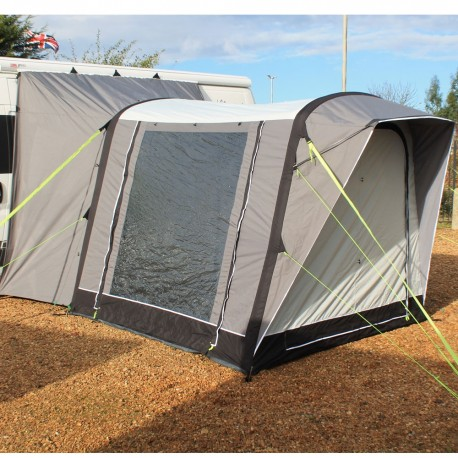 2017 Sunncamp Silhouette 250 Motor Air Grande Compact Driveaway Awning