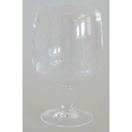 Flamefield Acrylic Stackable Wine Goblet