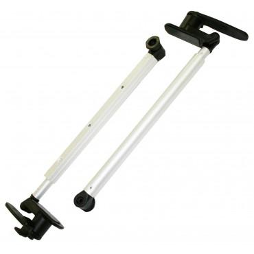 Dometic / Seitz Click-Clack Arm Struts /Stays 450mm