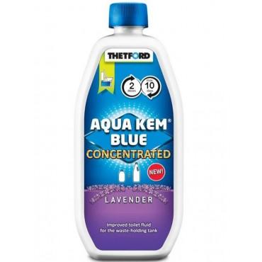 Thetford Aqua Kem Blue Concentrated Lavender Toilet Formula - 120Ml