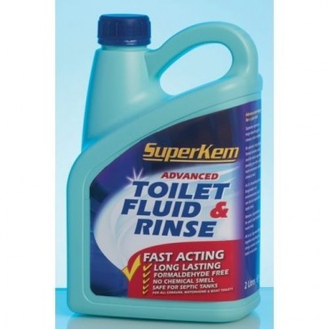 Elsan Superkem -  A two in one - Toilet Fluid and Toilet Rinse