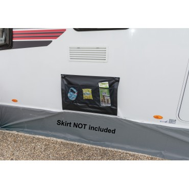 Kampa Limpet Fix Suction Fit Awning Wheel Cover - choice of colour and size
