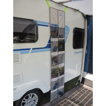 Kampa Awning Organiser For Accessory Track