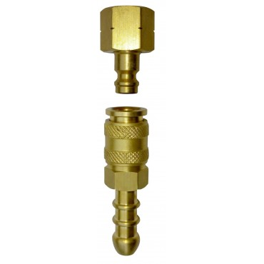 Cadac Quick Release Barbecue Gas Connector Tail Piece