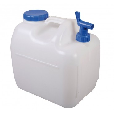 23 Litre Jerry Can With Tap - Kampa Splash