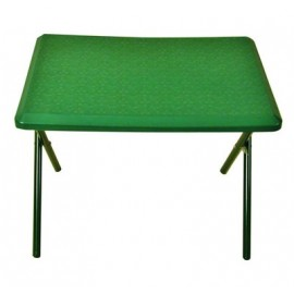 Quest Traveller Junior Folding Camping Table (Green)