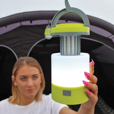 Outdoor Revolution Collapsible USB Charging Mosquito Insect Killer & Lantern