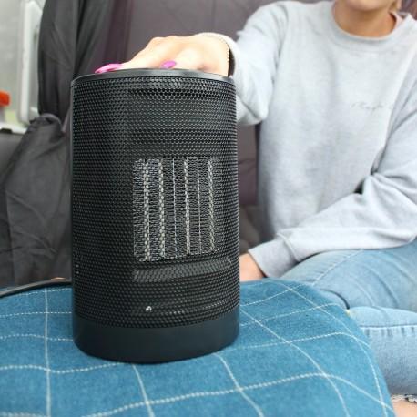 Ceramic Oscillating Low Wattage Fan Heater