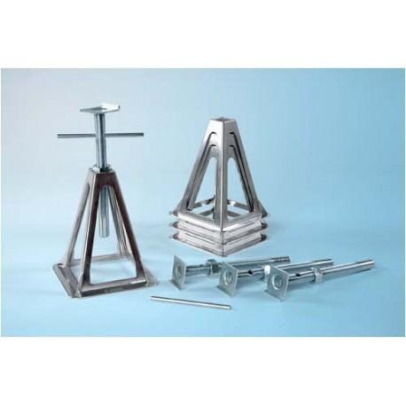 Fiamma Aluminum Stabilising Jack Stands - 4 Pk