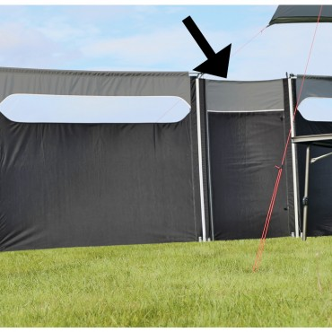 Westfield Windbreak Pro Expert Door Panel