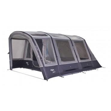 Vango Galli III Low Campervan Inflatable Driveaway Awning - Cloud Grey