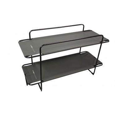 Outdoor Revolution Folding  Bunk Bed - 187 x 70 cm
