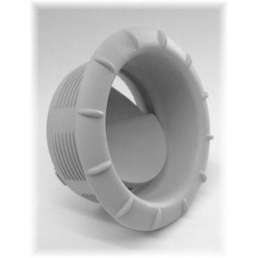 Truma Blown Air Heating End Outlet - Grey