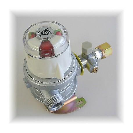 Cavagna Fixed Gas Changeover Regulator 10mm
