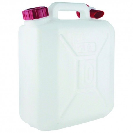 10 Litre Fresh Water Jerry Can With Spout