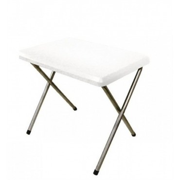 Sunncamp Small Lightweight Side Table - Grey