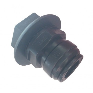 Push-Fit Tank Fitting Assembly 12mm