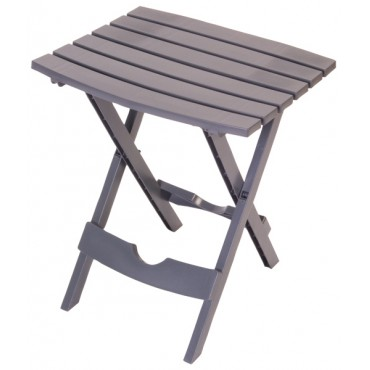 Fleetwood Slatted Camping Side Table