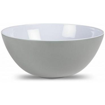 Melamine Serving / Salad Bowl - Seraph Grey