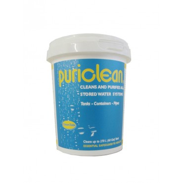 Puriclean 400g Water Tank & Pipe Cleanser