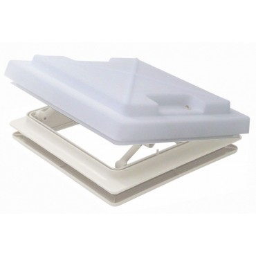 Mpk 400x400 Roof Light Rooflight With White Trim