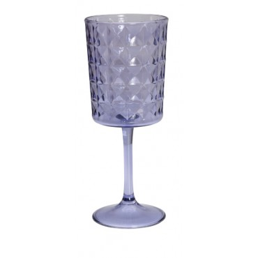 """Quest Leisure Lightweight Acrylic Florence Wine """"Glass"""""""