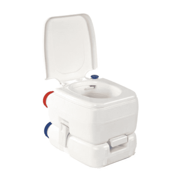 Fiamma BiPot 34 Portable Chemical Camping Toilet