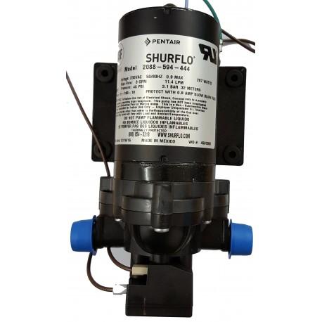 Shurflo 240v 10l/m Pump