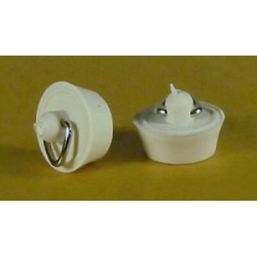 """Sink/Basin Pair Of Waste Plugs -   7/8"""""""