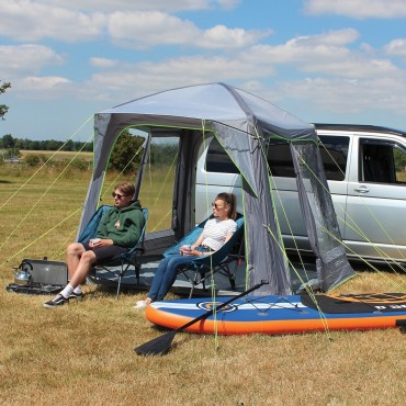 Outdoor Revolution Cayman Pursuit Air Inflatable Utility Awning / Tent