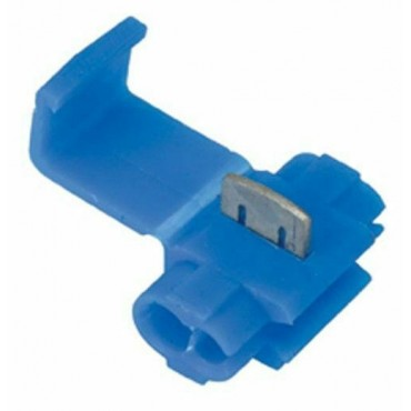 Electrical Blue Cable Connectors - Pk Of 4