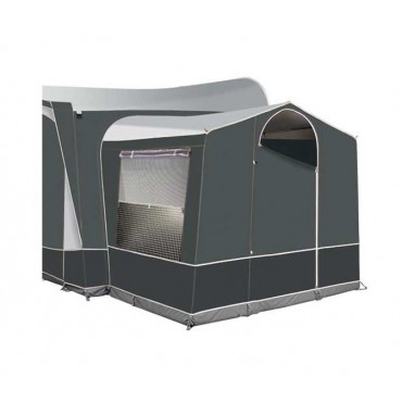 2021 Dorema President Tall annexe With Rear Door - Charcoal