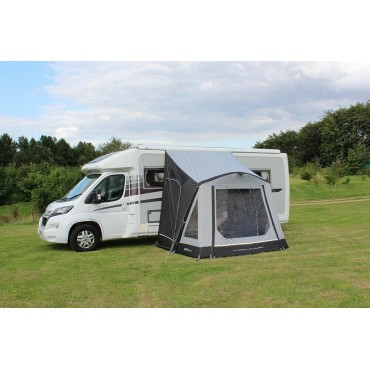 Porchlite 260L Air Awning - 250cm - 265cm - Outdoor Revolution  Inflatable Motorhome
