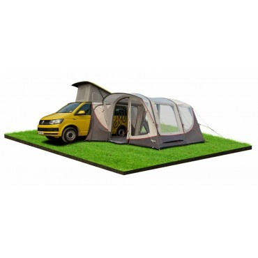2021 Vango Magra VW Drive Away Inflatable Campervan Awning Shadow Grey